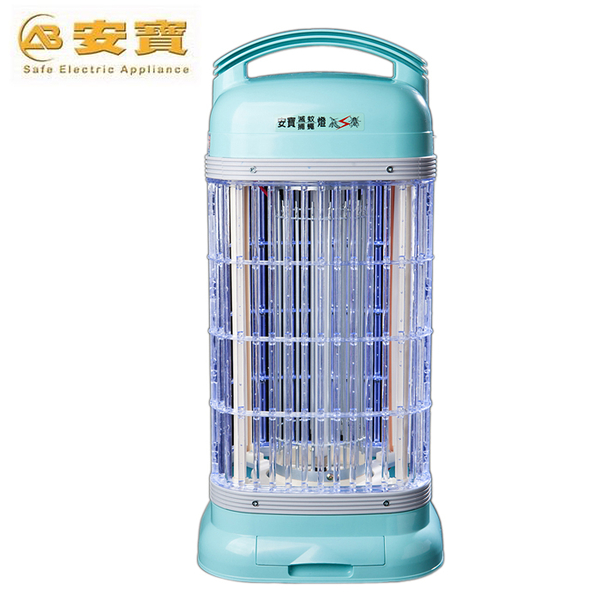 Anbao安寶15W靜音型捕蚊燈 AB-9115