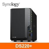 Synology DS220+ 網路儲存伺服器