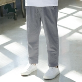 兒童褲子夏天薄款2018新款男孩長褲純色寬鬆夏季男童休閒褲韓版潮