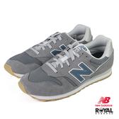 New balance 373 灰色 麂皮 休閒運動鞋 男款 NO.B1597【新竹皇家 ML373EA2】