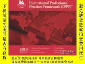 二手書博民逛書店International罕見Professional Practices Framework (ippf) 20