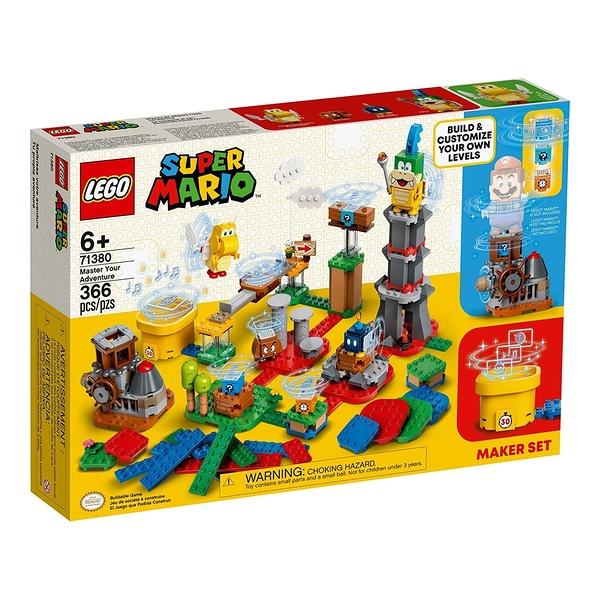 樂高積木 LEGO《 LT71380 》超級瑪利歐系列 - 瑪利歐冒險擴充組 / JOYBUS玩具百貨