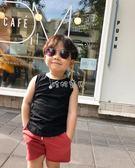 男童背心 男童中童T恤背心兒童韓版短袖運 珍妮寶貝