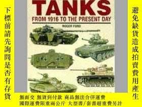 二手書博民逛書店The罕見Worlds Great Tanks from 1916 to the Present Day-1916