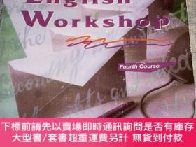 二手書博民逛書店HRW罕見English Workshop Fourth CourseY432795 HRW Holy, Ri