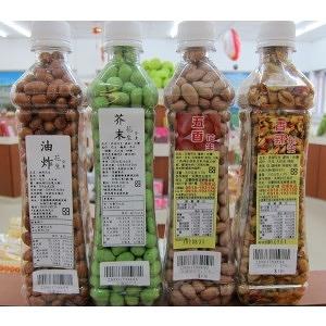 【元華】元華罐裝花生(油炸、芥末、香辣、五香)
