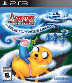 PS3 Adventure Time: The Secret of the Nameless Kingdom 探險活寶:無名王國的秘密(美版代購)