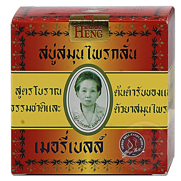 泰國 阿婆香皂(草本)160g【小三美日】