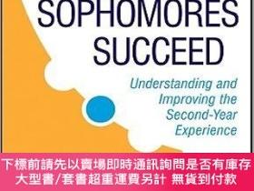 二手書博民逛書店預訂Helping罕見Sophomores Succeed: Understanding And Improvin