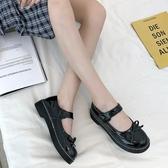 娃娃鞋 日系lolita大頭森女學院風學生軟妹蝴蝶結洛麗塔厚底小皮鞋 - 風尚3C