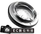 【EC數位】RETINA DKL 鏡頭轉 Nikon AI 機身 鏡頭鋁合金轉接環 可調光圈轉接環