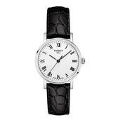◆TISSOT◆EVERYTIME SMALL簡約大三針女生石英腕錶T109.210.16.033.00