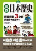 (二手書)圖說日本歷史:輕輕鬆鬆3小時讀通日本史全貌