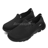 Skechers 休閒鞋 Go Walk 5-Outclass 黑 銀 女鞋 健走鞋 運動鞋 【ACS】 15927BBK
