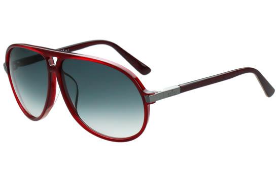 GUCCI -時尚太陽眼鏡(紅色)