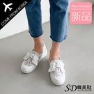 韓國空運 正韓製 蕾絲蝴蝶結造型 優雅氣質包鞋【F713142】版型偏小/SD韓美鞋