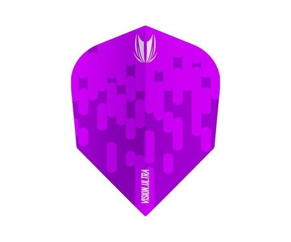 【TARGET】VISION ULTRA ARCADE TEN- x  Purple 333860 鏢翼 DARTS