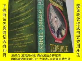 二手書博民逛書店terrible罕見times 糟糕的時代Y200392