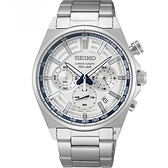 SEIKO精工 140周年限定典雅大方簡約時尚腕錶(SUR463P1)6N22-00R0S-29.8mm