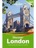二手書博民逛書店 《Lonely Planet Discover London (Travel Guide)》 R2Y ISBN:9781742208800│LonelyPlanet
