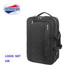 (詢問優惠)Samsonite 美國旅行者【LOGIX NXT GI6】RFID防盜 兩用筆電後背包 外接USB孔 附筆帶 雨套