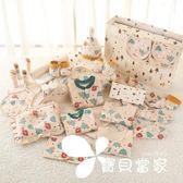 嬰兒衣服純棉新生兒禮盒套裝春秋季剛初出生0-3個月寶寶滿月用品