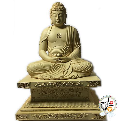 阿彌陀佛 佛像 高 25公分 【十方佛教文物】