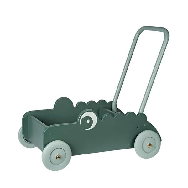 丹麥 DONE BY DEER 小鱷魚學步推車