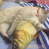 寵物玩具 魚逗貓棒貓貓磨牙小貓抱枕寵物仿真老鼠  萌萌小寵