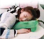 趴趴枕/午睡枕-辦公室午睡枕趴睡枕頭午休趴趴枕趴著睡抱枕睡覺神器可愛 花間公主