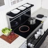 頓美雙電磁爐電陶爐集成灶家用雙灶自動清洗側吸下排一體環保灶 交換禮物 免運DF