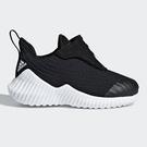 Adidas FORTARUN 童鞋 小童 慢跑 休閒 輕量 透氣 黑 【運動世界】 AH2637