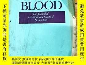 二手書博民逛書店Q037502罕見BLOOD VOL.57 NO.4 APRIL 1981 封面如圖Y259056
