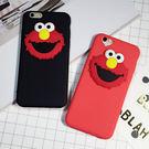 【SZ13】YY iphone 6 plus手機殼 立體芝麻街大頭 矽膠 iphone 6s 6s手機殼 iphone 6s 手機殼 elmo