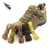高低筒戶外工裝登山鞋皮軍靴馬丁靴圓形粗鞋帶黑灰棕卡其黃軍綠色 黛尼時尚精品