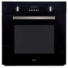 義大利BEST貝斯特 OV-367BK 嵌入式3D旋風烤箱(黑色玻璃系列)(60cm)寬