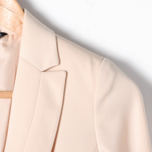 【MASTINA】公主線修身西裝外套-卡 下殺百元外套