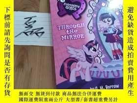 二手書博民逛書店Equestria罕見Girls: through the mirrorY15335 見圖 見圖