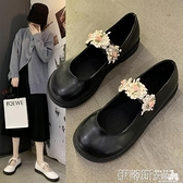 娃娃鞋 小皮鞋女英倫風2021春季新款丑萌大頭娃娃鞋洛麗塔日系Jk制服單鞋 非凡小鋪 新品
