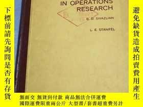 二手書博民逛書店ANALYSIS罕見OF SYSTEMS IN OPERATIONS RESEARCH(運籌學中的系統分析)Y