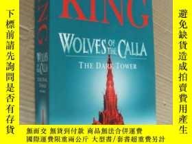 二手書博民逛書店Wolves罕見of the Calla: The Dark T