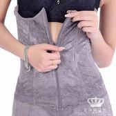 收腹帶 薄款拉鏈排扣腰封收腰束腹帶/婚紗腰夾長版