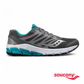 SAUCONY LINCHPIN 專業訓練鞋款-灰x藍