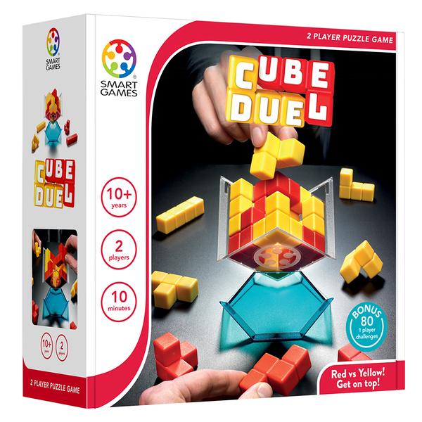 《 信誼 - Smart Games 》立方雙人大對決 / JOYBUS玩具百貨