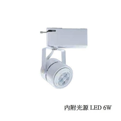 【燈王的店】舞光 LED 6W 軌道投射燈 (附光源)(附驅動器)(全電壓)(正白/自然光/暖白光) LED-24002-6W