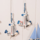 溫度計船錨掛勾 新奇特家居 用品牆飾工藝品學生宿舍 出貨─ CH300