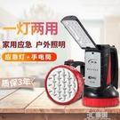 康銘led應急照明燈多功能停電備用燈家用充電式戶外行動手提電筒 3C優購