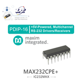 『堃喬』MAXIM MAX232CPE+ PDIP16 +5V-Powered, Multichannel RS-232 Drivers/Receivers『堃邑Oget』