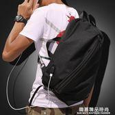單肩包男斜背包韓版學生胸包運動包休閒潮牌防水牛津布男士小背包