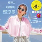 LAURA彈力透氣冰涼感防曬罩衫-粉色